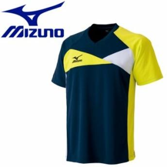 【メール便対応】ミズノ 卓球 ドライサイエンスゲームシャツ メンズ レディース 82JA550014