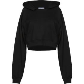 《期間限定 セール開催中》ALYX レディース スウェットシャツ ブラック S コットン 50% / ポリエステル 50%