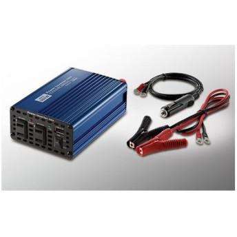 PI-350/12V インバーター DC12V用 USB自動識別機能付き