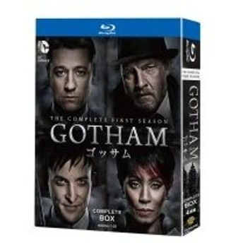 GOTHAM / ゴッサム <ファースト・シーズン> コンプリート・ボックス (4枚 組)  〔BLU-RAY DISC〕