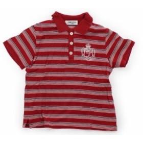 【コムサイズム/COMMECAISM】ポロシャツ 110サイズ 男の子【USED子供服・ベビー服】(421098)