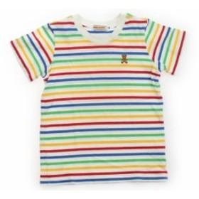【ミキハウス/mikiHOUSE】Tシャツ・カットソー 100サイズ 男の子【USED子供服・ベビー服】(420533)