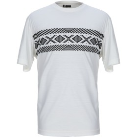 《期間限定セール開催中!》ZZEGNA メンズ T シャツ ホワイト S ウール 100%