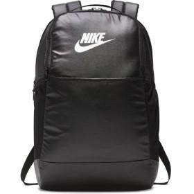 [NIKE]ナイキ ブラジリア バックパック M (BA6124)(013) ブラック/ブラック/(ホワイト)[取寄商品]