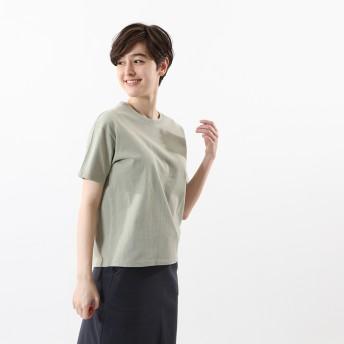 ウィメンズ クルーネックTシャツ 19FW チャンピオン(CW-M322)【5400円以上購入で送料無料】