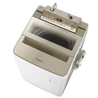 全自動洗濯機(洗濯9.0kg)シャンパン★大型商品配送対象 NA-FA90H6-N