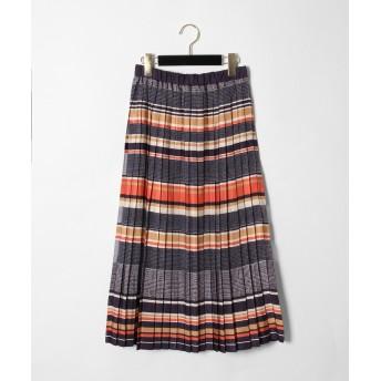 オパールプリーツスカート