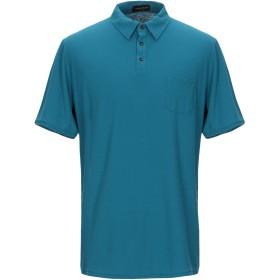 《期間限定 セール開催中》ROBERTO COLLINA メンズ ポロシャツ ディープジェード 52 コットン 100%