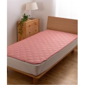 mofua cool  アウトラスト 接触冷感。快適敷パッド(抗菌防臭。防ダニわた使用)(選べる6サイズ) 敷きパッド・ベッドパッド