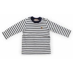 【ミキハウス/mikiHOUSE】Tシャツ・カットソー 80サイズ 男の子【USED子供服・ベビー服】(420565)