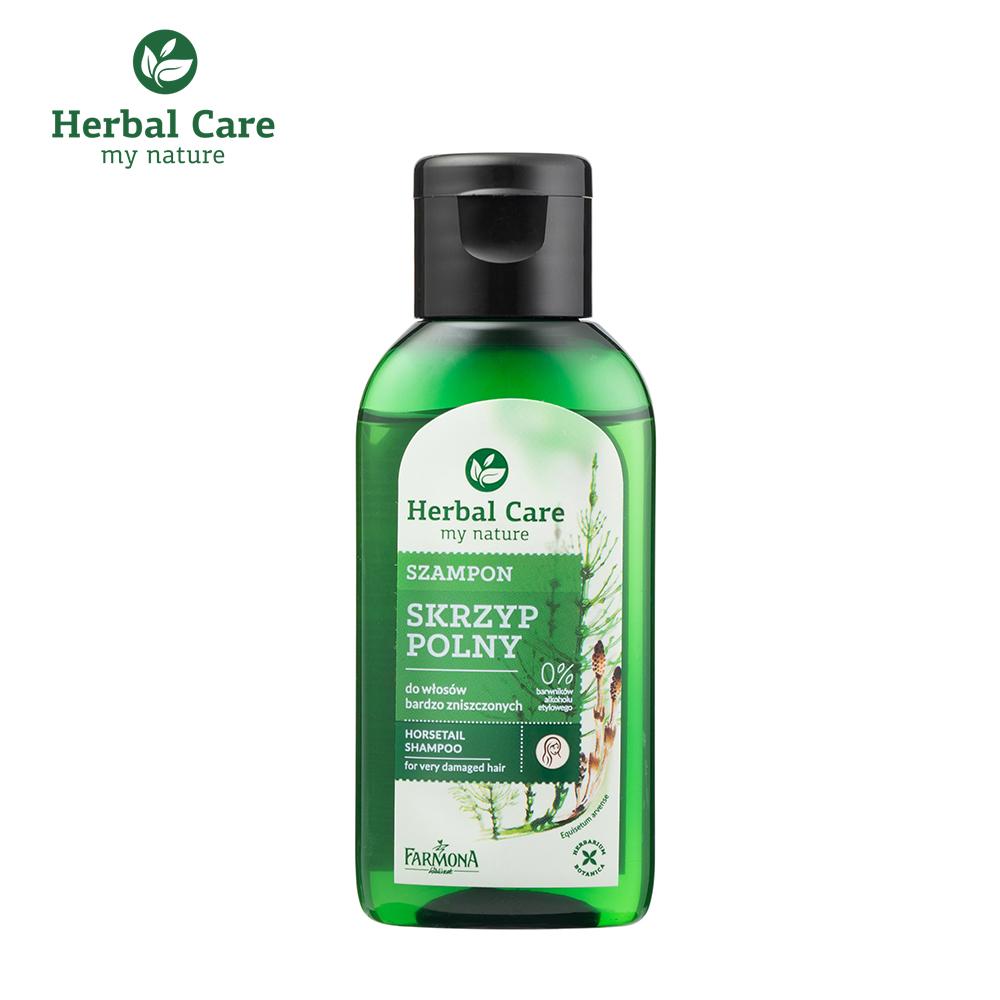 【Herbal Care】馬尾草滋養植萃修護調理洗髮露 50ml