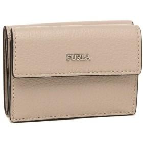 フルラ 折財布 レディース FURLA 1023500 PBL8 HSF TUK ベージュ