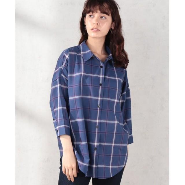 【50%OFF】 テチチ Lugnoncure ドルマンシャツ 7S レディース ブルー F 【Te chichi】 【セール開催中】