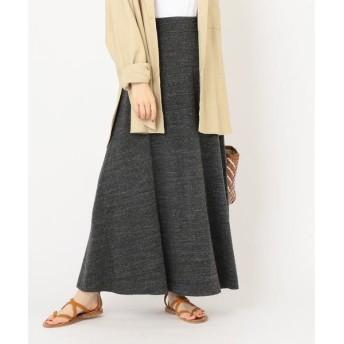 SHIPS for women / シップスウィメン CAL.Berries:ボードウォークマキシスカート