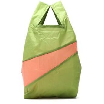 (GALLERIA/ギャレリア)スーザンベル エコバッグ SUSAN BIJL トートバッグ UNTITLED The New Shoppingbag M 53193-2-00911/ユニセックス グリーン
