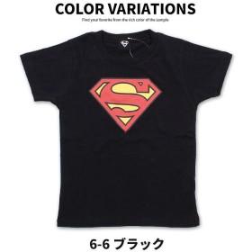 【19%OFF】 ネクストウォール メンズ SUPERMAN 柄込みTシャツ 半袖Tシャツ メンズ ブラック系3 L 【NEXT WALL】 【タイムセール開催中】