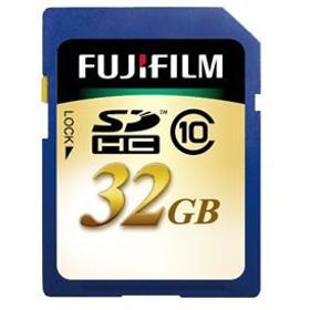 5000円以上送料無料 富士フイルム SDHCカード 32GBClass10 SDHC-032G-C10 1枚 AV・デジモノ:パソコン・周辺機器:USBメモリ・SDカード・メ
