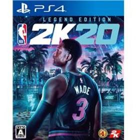 【PS4】 『NBA 2K20』 レジェンド・エディション PLJS-36122