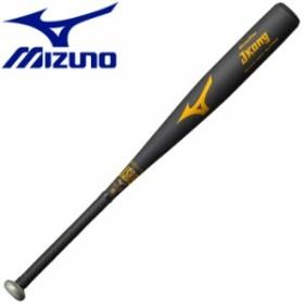 ミズノ 野球 少年軟式用 グローバルエリート Jコング 金属製 78cm 平均560g バット 1CJMY1317809