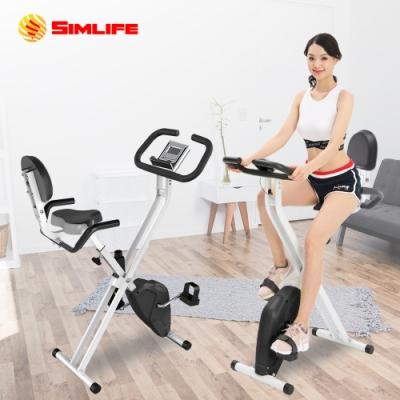 Simlife─X可摺式平板專用健身車(三色選)