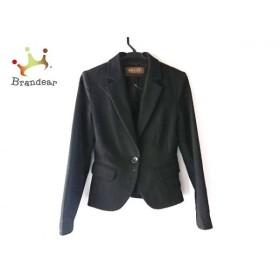 ボールジー BALLSEY ジャケット サイズ38 M レディース 黒   スペシャル特価 20191009