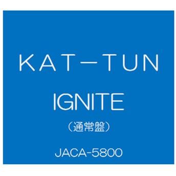 ソニーミュージックKAT-TUN / IGNITE [通常版]【CD】JACA-5800