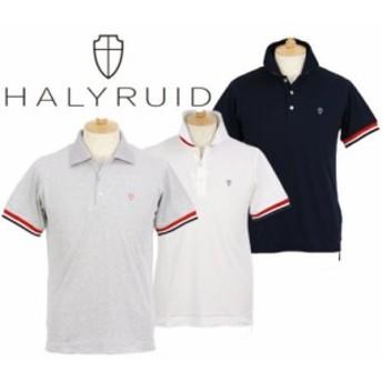 【30%OFFセール】ハリールイド HALYRUID ポロシャツ ゴルフウェア