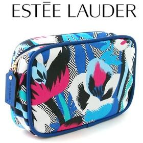 エスティローダー ブルーアートポーチ(001) 【EsteeLauder】【W_45】