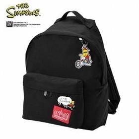 【Manhattan Portage:バッグ】Manhattan Portage×The Simpsons Big Apple Backpack