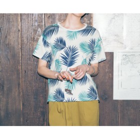 28柄から選べる 旅する気分のプリントTシャツ