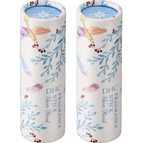 DHCフレグランススティック シアーフローラルの香り 2本セット