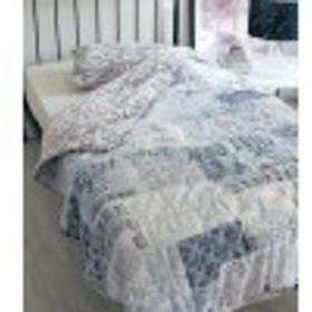 綿100%とマイクロファイバーのわた入り毛布