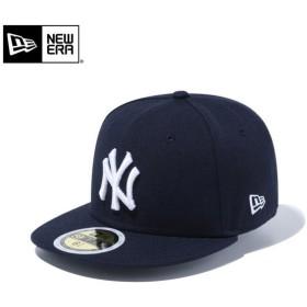 【メーカー取次】NEW ERA ニューエラ Kid's キッズ用 59FIFTY MLB On-Field ニューヨーク ヤンキース ネイビー 11449304 キャップ 子供用 帽子 ブランド