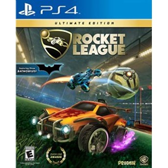 Rocket League - Ultimate Edition (輸入版:北米) - PS4