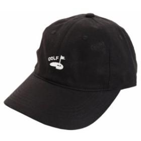 PGAC(PGAC)リネン刺繍キャップ GREEN 897PA9ST1743 BLK (Men's)