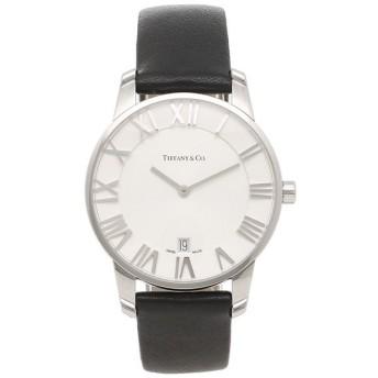 ティファニー 腕時計 メンズ TIFFANY&Co. 34875901 ブラック シルバー