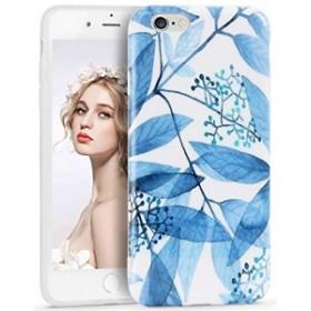 805b3bba82 Imikoko iPhone6 ケース iPhone6s ケース 保護カバー 花柄 おしゃれ 人気 かわいい ソフト 携帯 アイフォン6