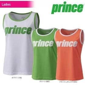 プリンス Prince テニスウェア レディース スレーブレスシャツ WL8078 2018SS 『即日出荷』[ポスト投函便対応]