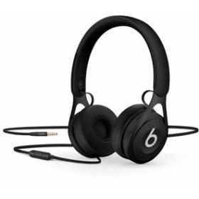【新品即納】送料無料 beats by dr.dre 密閉型オンイヤーヘッドホン Beats EP ML992PA/A ブラック ヘッドバンド型 マイク 有線接続 両耳