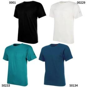 マムート メンズ コットン ポケット Tシャツ Cotton Pocket T-Shirt 半袖Tシャツ トップス アウトドア クライミング ボルダリング 1017-10001