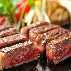 山形・「米沢牛黄木」米沢牛サーロインステーキ 精肉