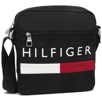 トミーヒルフィガー バッグ アウトレット TOMMY HILFIGER M86948838 990 メンズ レディース ショルダーバッグ ブラック 黒