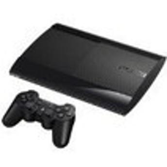 【送料無料】【中古】PS3 PlayStation 3 プレイステーション3 チャコール・ブラック 500GB (CECH-4300C) 本体