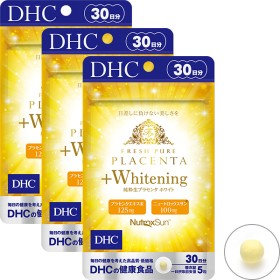 純粋 生プラセンタ ホワイト 30日分 3個セット