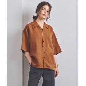 UNITED ARROWS / ユナイテッドアローズ <STYLE for LIVING> ビッグ オープンカラーシャツ