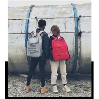 通勤や通勤、旅行お出かけなどデイリーユースにぴったり 2WAY バックパック/肩掛け 大容量 旅行バッグ トラベルバッグ スポーツバッグ