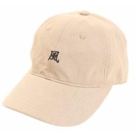 PGAC(PGAC)リネン刺繍キャップ KAZE 897PA9ST1723 BEG (Men's)