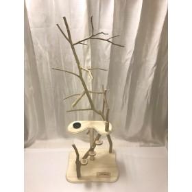 ハンドメイド 自然木 とまり木