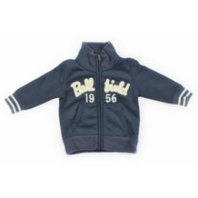 【ビームス/BEAMS】ジップアップトレーナー 90サイズ 男の子【USED子供服・ベビー服】(421691)