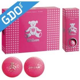 ウイルソン Wilson BEAR3 ボール レディス
